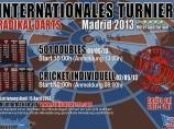 Nachrichtenbilder Internationaler Radikal Darts Wettbewerb 2013