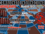 Nachrichtenbilder ¡Cuadrantes Parejas Internacional!/ Brackets International Doubles!