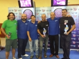 Nachrichtenbilder Doubles Winners - Radikal Darts International Championships