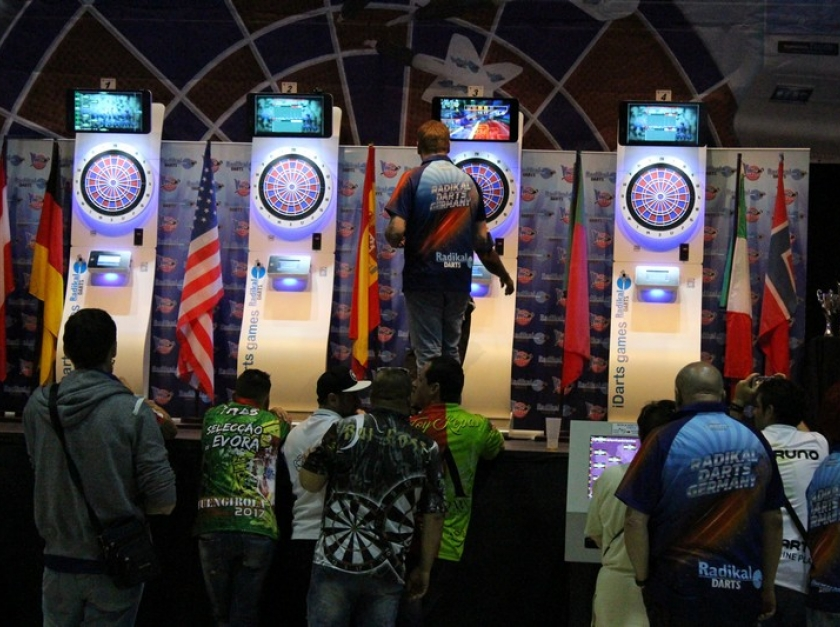 Bild Radikal Darts International Championship Fuengirola 2017