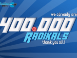 Nachrichtenbilder We already are 400.000 Radikals!