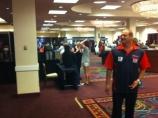 Nachrichtenbilder Interview with David Fatum in Las Vegas